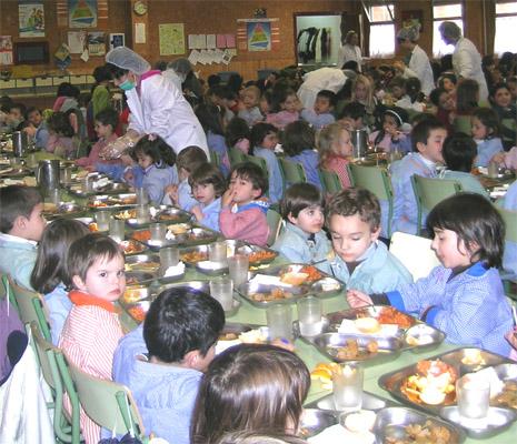 Ceip la palomera - Comedores escolares castilla y leon ...